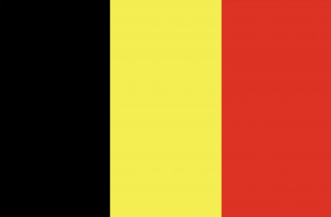 The Belgian Flag - Antwerp, Bruges and Ghent are some of the cities we offer Free Walking Tours in